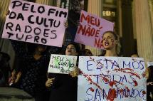Dos detenidos por violación colectiva a una adolescente en Brasil