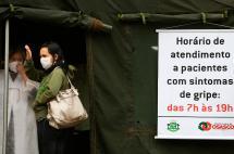 Alerta por brote de gripe AH1N1 causa 679 muertes en Brasil en lo que va del año