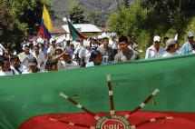 Cabildos indígenas inician protestas por