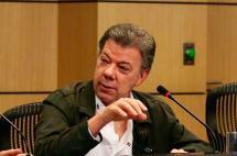 Santos anuncia intervención social y económica en El Catatumbo