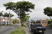 A partir del 10 de mayo inician los desvíos por obras del Corredor Verde
