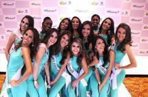 Ellas son las trece candidatas a Señorita Valle