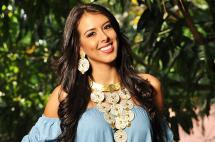 ¿Quién es la candidata por Calima Darién a Señorita Valle?