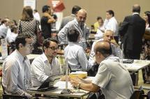En vivo desde Exponegocios: debate sobre estrategias de negocios en el Valle