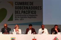 Gobernadores de la región Pacífico buscarán mayor integración