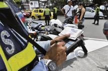 Guardas de Tránsito respondieron a señalamientos de alcalde Armitage