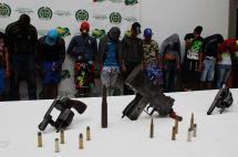 Operativos en Cali dejan 23 capturados acusados de homicidios en Cali