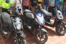 Caen dos bandas de ladrones de carros y motocicletas en Cali
