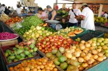 Precios de los alimentos en Cali siguen siendo los más altos del país