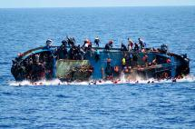 Unos 700 migrantes murieron esta semana en el Mediterráneo