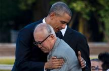 En video: lo que dijo Barack Obama en el tributo a las víctimas de Hiroshima