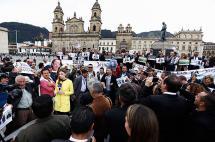 ¡Libérenlos ya!, el clamor por los periodistas retenidos en el Catatumbo
