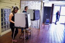 En video: Trump y Clinton buscan consolidar sus nominaciones en primarias de Indiana