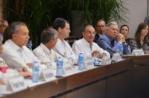 Gobierno y Farc declaran sesión permanente para alcanzar acuerdo