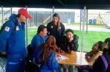 Diez colombianos damnificados por el terremoto fueron repatriados por la Cancillería