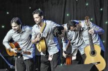 El Festival Mono Núñez llegó a su fin a ritmo de tiples
