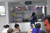 Denuncian presunta negligencia en Hospital Primitivo Iglesias por celebración de cumpleaños