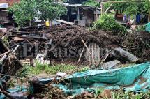 Emergencia por creciente de río Yotoco dejó 150 familias afectadas