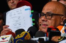 En video: chavismo pide declarar ilegal la coalición opositora en Venezuela