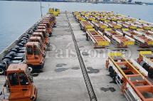 Garantizan viabilidad plena de las obras del puerto de Aguadulce