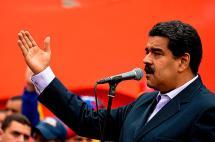 Maduro aumenta un 40% el salario mínimo en Venezuela