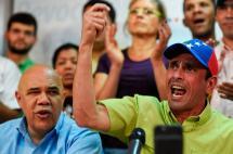 Contraloría venezolana abre investigación contra opositor Henrique Capriles