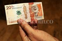 Video: conozca el nuevo billete de $20 mil que lanzó el Banco de la República