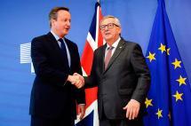 Cameron quiere que proceso de 'divorcio' con la UE sea