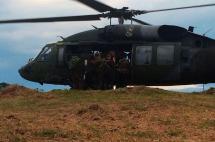 Rescatan a comerciante en operativo contra el ELN en Chocó