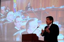 Néstor Humberto Martínez, listo para ser posesionado como Fiscal General