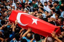 Aumentan a 43 los muertos en atentado terrorista en aeropuerto de Estambul