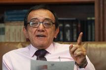Corte rechaza recusación contra magistrado ponente del plebiscito