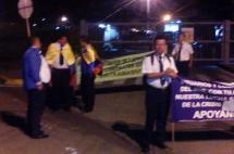 Demoras en servicio del MÍO tras bloqueo de trabajadores de Unimetro