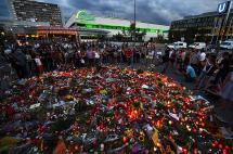 Detienen a adolescente de 16 años amigo del autor de la masacre de Múnich
