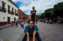 Apoye a esta pareja de palmiranos para cumplir su sueño de recorrer el mundo