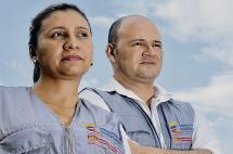 Dos testigos de la incursión paramilitar en el Valle que redimen a otras víctimas