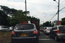Gran congestión causó accidente que dejó un muerto en la autopista Simón Bolívar