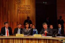Santos celebró avances en integración financiera y desarrollo económico de la Alianza del Pacífico