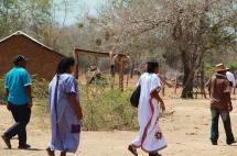 ONG y autoridades de la comunidad indígena Wayúu piden declarar crisis en La Guajira