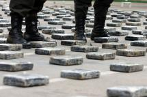 Operativos en Colombia y el exterior dejan doce toneladas de cocaína incautadas