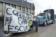 Las pérdidas por el paro camionero superan los $2 billones, según gremios