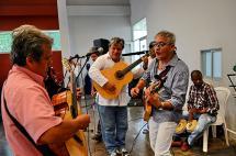 30 años después, el grupo Farallones vuelve a cantar el clásico 'Cali....480 años'