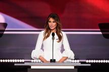 Eliminan sitio web de Melania Trump tras dudas sobre su título universitario