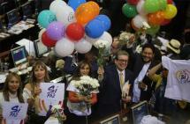 Partidos de la 'unidad por la paz' comenzarán a impulsar el Sí al plebiscito en Cali