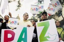 La 'pelea' de los partidos políticos por definir voto para el Plebiscito por la Paz