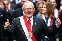 Kuczynski, el presidente de casi 80 años que quiere modernizar Perú