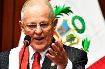 Pedro Pablo Kuczynski asume presidencia de Perú