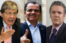 Trujillo, Zuluaga y Duque, las primeras cartas del Uribismo para la presidencia