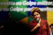 Senado de Brasil escucha a los testigos de Rousseff en recta final del juicio