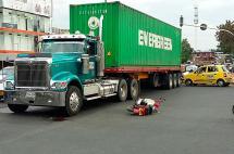 Menor de edad falleció en accidente de tránsito en el oriente de Cali